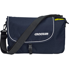 Croozer bolsa de asa de empuje para todos los Kid Plus / Kid Niños, night blue/lemon green